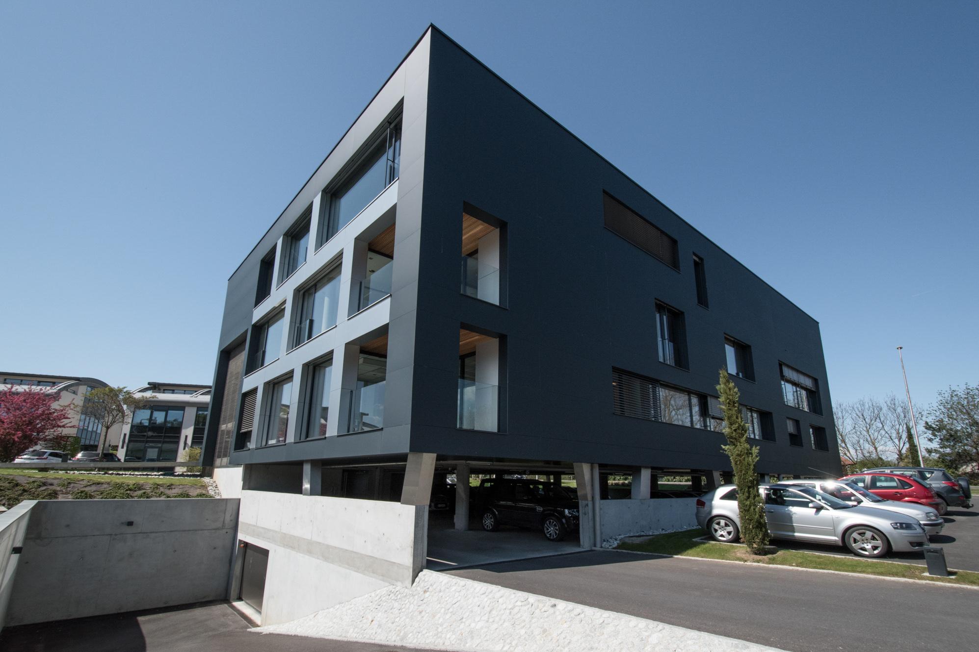 Bureaux : cabinet d'architecture