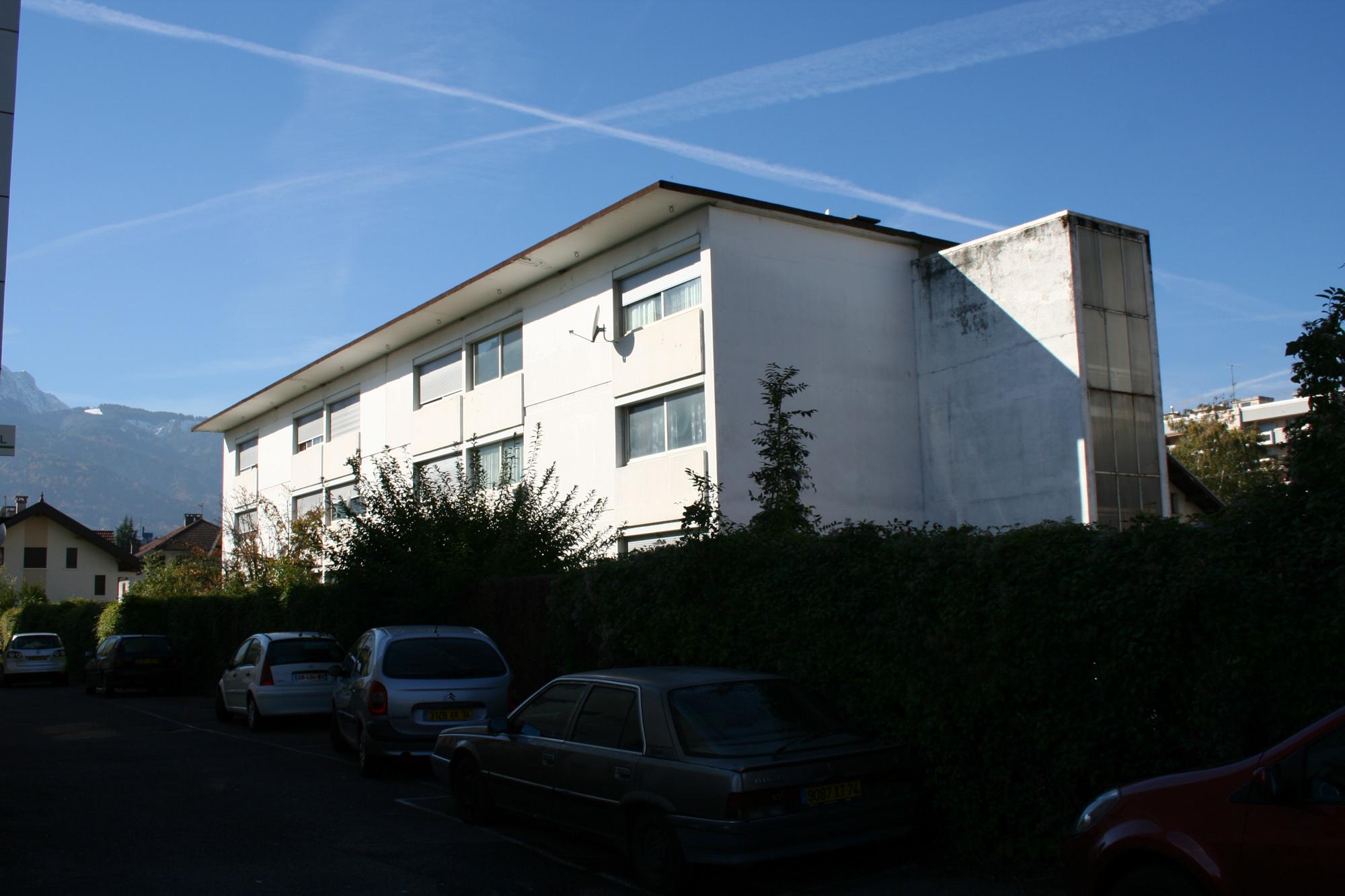Logements locatifs Rue Narcisse Perrin