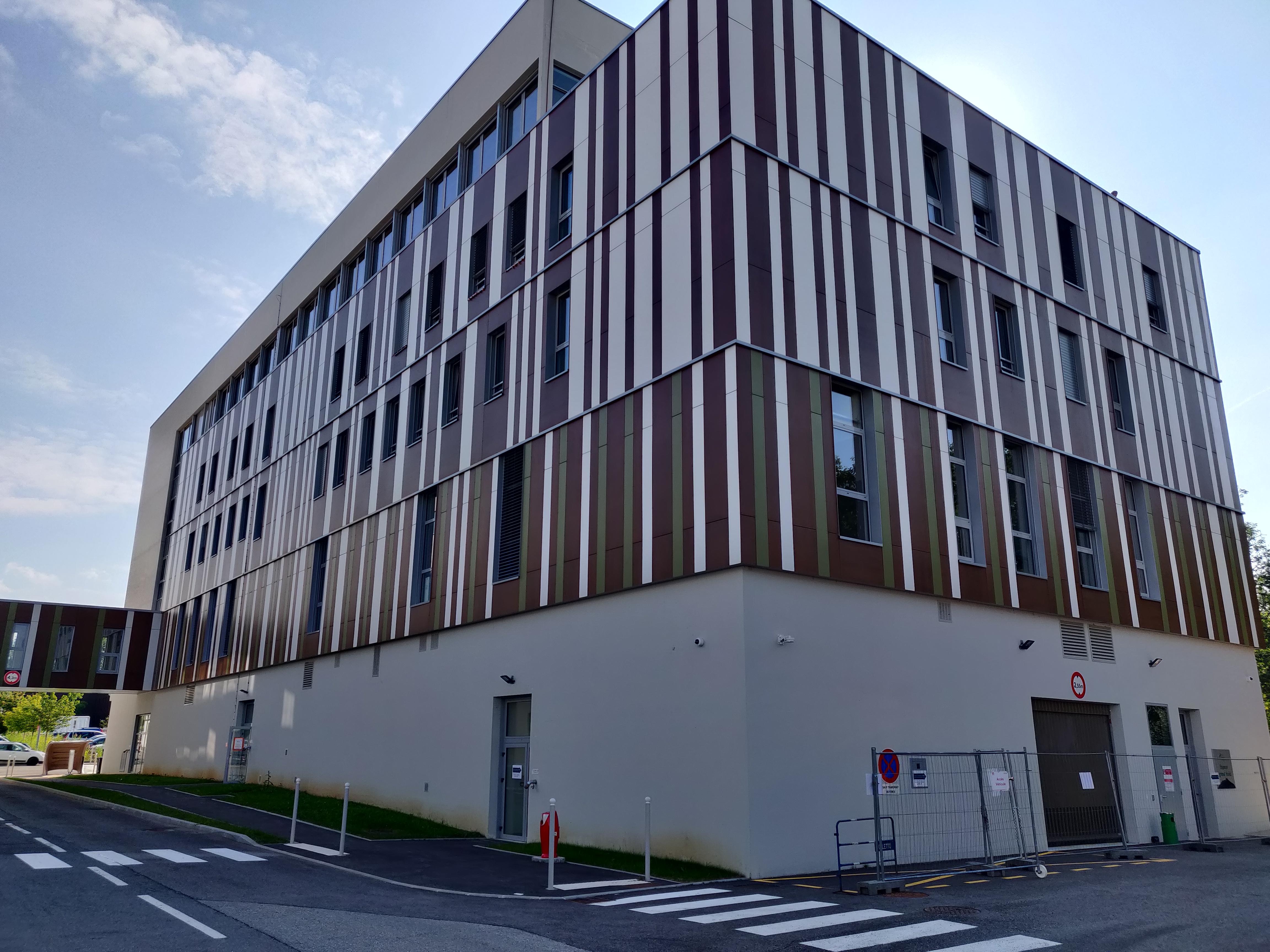 EXTENSION DU CENTRE HOSPITALIER ALPES LEMAN